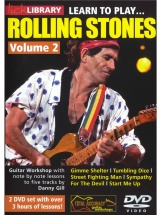 Lick Library Learn To Play The Rolling Stones Vol.2 - Guitare