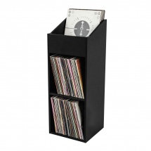 Glorious Dj Record Box 330 Black