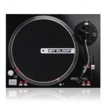 Reloop Rp4000m3d Noire + Cellule Audio Technica