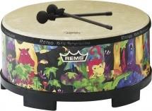 Remo Kd-5818-01 - Tambour Gathering 18 X 8 Pour Enfants