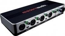 Resident Audio 4x4 Thunderbolt 24 Bits / 96 Khz