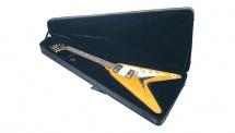 Rockgear Deluxe Line Soft Light Case - Etui Pour Guitare Electrique Type Fv