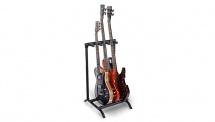 Rockgear Rack Pour 3 Guitares/basses Electriques