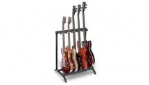 Rockgear Rack Pour 5 Guitares/basses Electriques