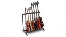 Rockgear Rack Pour 7 Guitares/basses Electriques