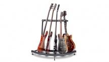 Rockgear Rack Pour Coin Pour 5 Guitares/basses Electriques