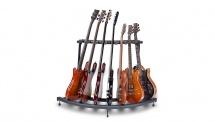 Rockgear Rack Pour Coin Pour 7 Guitares/basses Electriques