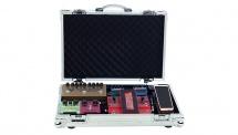 Rockgear Flight Case -pedalboard, 59.5 X 39.5 X 10 Cm