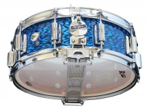 Rogers Drums Dyna-sonic 14 X 5 36-blo Blue Onyx - Beavertail