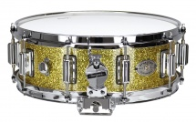 Rogers Drums Dyna-sonic 14 X 5 36-gsl Gold Sparkle - Beavertail