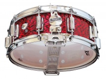Rogers Drums Dyna-sonic 14 X 5 36-ro Red Onyx - Beavertail