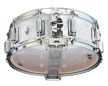 Rogers Drums Dyna-sonic 14 X 5 36-wmp White Marine Pearl - Beavertail