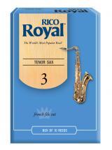 Rico Anches De Saxophone Tenor Rico Royal 3