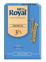 Rico Anches De Saxophone Baryton Rico Royal 3.5