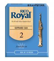 Rico Anches De Saxophone Soprano Rico Royal 2