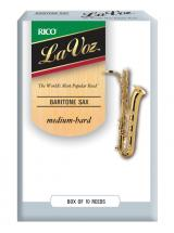 Rico Anches De Saxophone Baryton Rico Lavoz Medium Hard