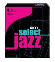 Rico Anches De Saxophone Alto Rico Jazz Select Filed 4h