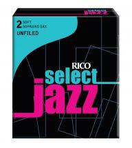 Rico De  Soprano  Jazz Select Unfield 2s