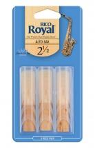 Rico Anches Saxophone Alto Royal Force 2.5 Pack De 3