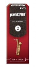 Rico Anches Saxophone Baryton Plasticover Force 2.0 Pack De 5