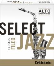 Rico Anches De Saxophone Alto Rico Jazz Select Filed 3h