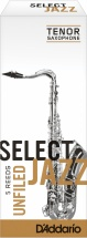 Rico Anches De Saxophone Tenor Rico Jazz Select Unfield 3m