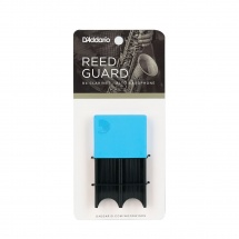 D\'addario Woodwinds Porte-anches Clarinette Alto Bleu