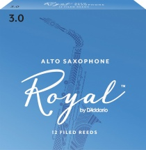 D\'addario - Rico 12 Anches Saxophone Alto Royal 3