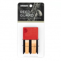 D\'addario Woodwinds Porte-anches Saxiphone Alto Rouge