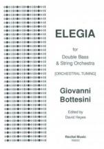 Bottesini G. - Elegia ( Contrebasse (orchestral Tuning)