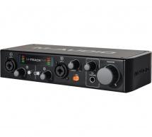 M-audio Interface Audio Usb Mtrack Plus Ii