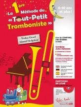 Girard Yvelise and Medjebeur Hamid - La 1ere Methode Du Tout Petit Tromboniste
