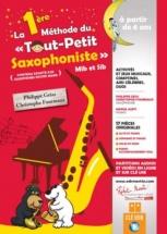 Fourmaux C. and Geiss P. - La Premiere Methode Du Tout Petit Saxophoniste
