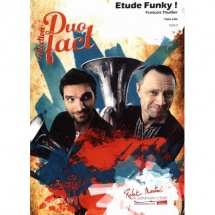 Thuillier F. - Etude Funky - Tuba
