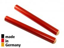 Rohema Claves Hêtre 20x2cm Rouge - 1+