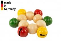 Rohema Bracelet - 6 Grelots Colorés - 1+