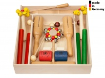 Rohema Set De Percussions - 12 Instruments - 3+