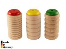 Rohema Set De 3 Scrapy Shakers - 1+