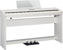 Roland Fp-60-wh + Stand + Pedalier