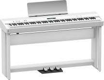 Roland Fp-90-wh + Stand + Pedalier