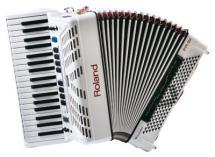 Roland Fr-3x White