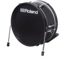 Roland Pad Grosse Caisse V-drums Acoustic Design Compacte - Kd-180l-bk