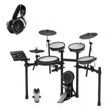 Roland Td-17kv V-drum + Casque V-moda M-100