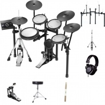 Roland Td-17kvx - V-drums Full Pack Bundle