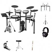 Roland Td-17kvx - V-drums Full Pack Bundle