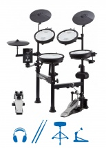 Roland Td-1kpx2 - V-drums Bundle Full Pack