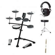 Roland Td-1kv - V-drums (pdx-8) Set Bundle Full Pack