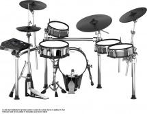Roland Td-50kv-s - V-drums (avec Kd-140)