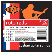 Rotosound Roto Medium 7 Cordes 11 14 18 28 38 48 58