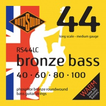 Rotosound Bronze Bass Phosphore Bronze Medium 40 60 80 100